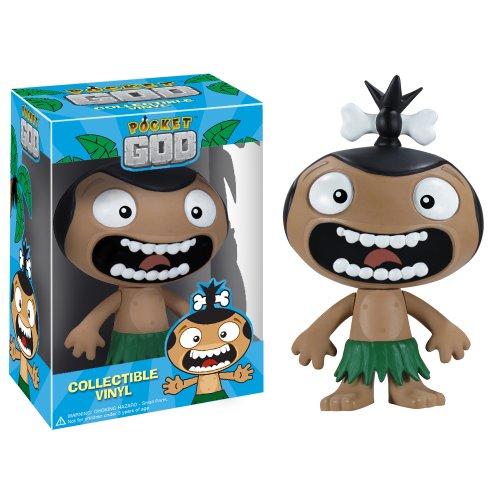 Funko Pocket God: Screaming Pygmy Vinyl Figure