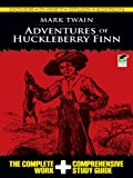 Image of Adventures of Huckleberry Finn Thrift Study Edition (Dover Thrift Study Edition)