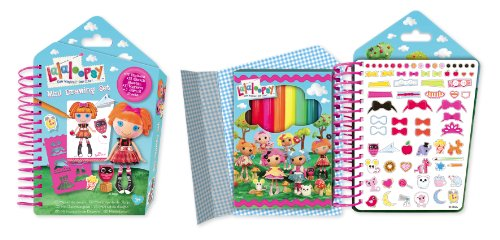 Lalaloopsy Mini Sketch Book - 1