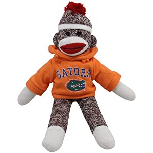 Buy Florida Gators 11'' Team Sock Monkey by Football Fanatics