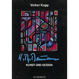 Hans Theo Baumann, Kunst und Design
