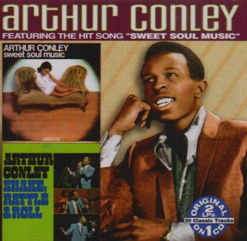 Arthur Conley - Sweet Soul Music  Shake, Rattle & Roll - Zortam Music