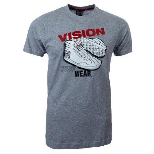Vision Street Wear Sneaker T-Shirt , grau