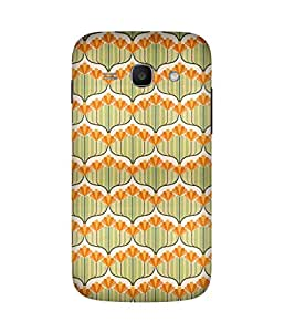 Yellow Garden Samsung Galaxy Ace 3 Case
