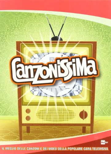 Canzonissima [3 CD + 1 DVD]