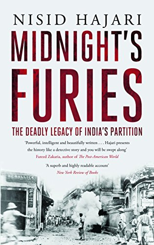 Midnight's Furies: The Deadly Legacy of India's Partition Image