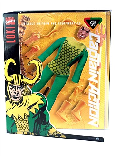 Captain Action Loki Deluxe Costume Set