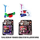 Finger Whips Die Cast Micro Stunt Scooter Assorted Toys (Supplied Any1)