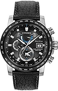 Citizen Men's AT9071-07E World Time A-T Analog