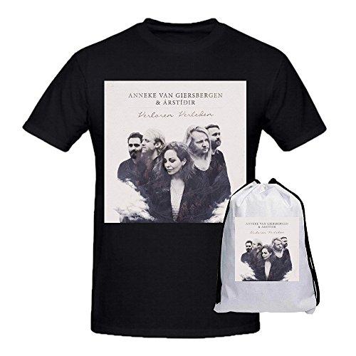 Anneke Van Giersbergen Verloren Young Uomo Tee Shirts XXX-Large
