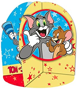 Amazon.com: Tom and Jerry Centerpiece Party Supplies: Toys & Games