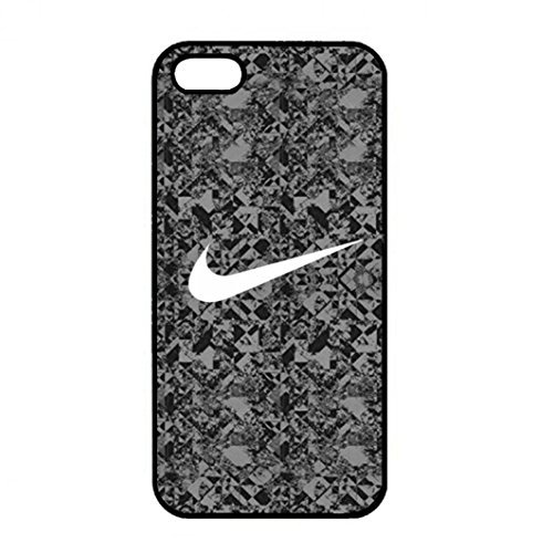 Fashion Nike Logo Just Do It Iphone 5/5S Custodia,Nike Logo Custodia Cover per Iphone 5/5S,Iphone 5/5S Just Do It Nike Phone Custodia