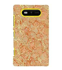 printtech Abstract Design Back Case Cover for Nokia Lumia 820