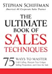 The Ultimate Book of Sales Techniques...
