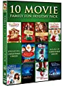 10 Movie Family Fun Holiday Pack (3 Discos) [DVD]