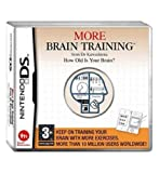 Nintendo DS⢠More Brain Training Game