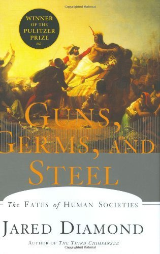 jared diamond guns germs and steel essays Guns germs and steel essay part 1 jared diamond wrote the book guns, germs, and steel to answer his friend yali's question why is it that you white people develo.