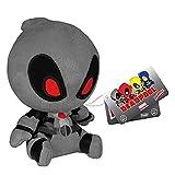 "Tebeos de la maravilla oficial gris Deadpool Funko Mopeez figura suave juguete de felpa - 5"""