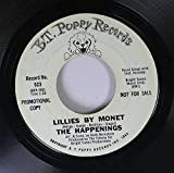 The Happenings 45 RPM Lillies By Monet / Goodnight My Love