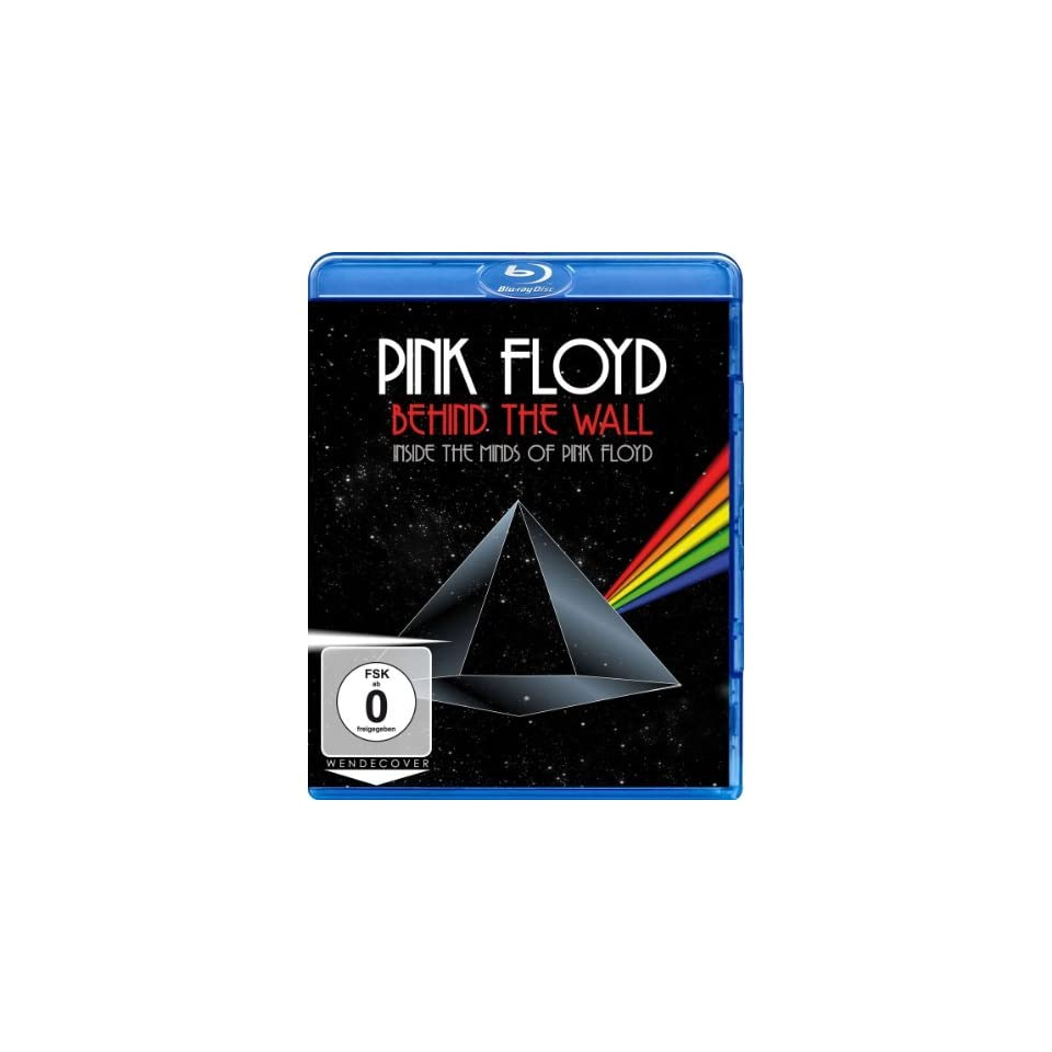 Pink Floyd Behind the Wall Inside the Minds of Pink Floyd [Region B]