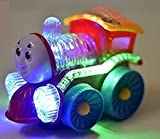 #3: Best Musical Engine Toy with Music, Lights and Moving Action