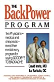 img - for The Backpower Program by David Imrie (1990-08-03) book / textbook / text book