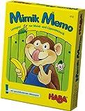 4732 - HABA - Mimik-Memo - das Kartenspiel hergestellt von HABA