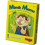 Mimik-Memo zur Förderung der Mundmotorik