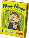 4732 - HABA - Mimik-Memo - das Kartenspiel