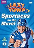 LazyTown - Sportacus On The Move [Import anglais]