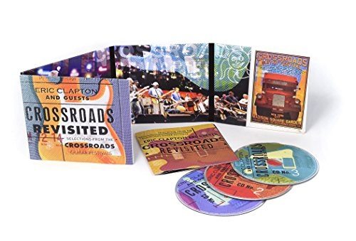 Eric Clapton - Crossroads Revisited Selections From The Crossroads Guitar Festivals - Zortam Music