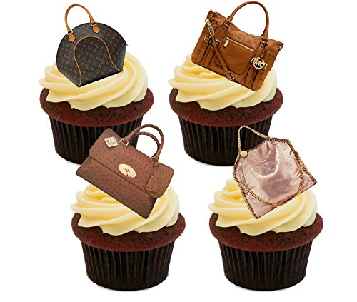 handbags-designer-collection-edible-cupcake-toppers-stand-up-wafer-cake-decorations-pack-of-12