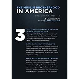 Muslim Brotherhood in America, Vol. 3