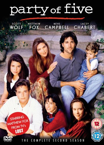 Party of Five - Season 2 [6 DVDs] [UK Import]