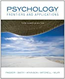 Psychology: Frontiers and Applications, Third CDN Edition