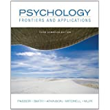 Psychology: Frontiers and Applicationsby Michael Passer