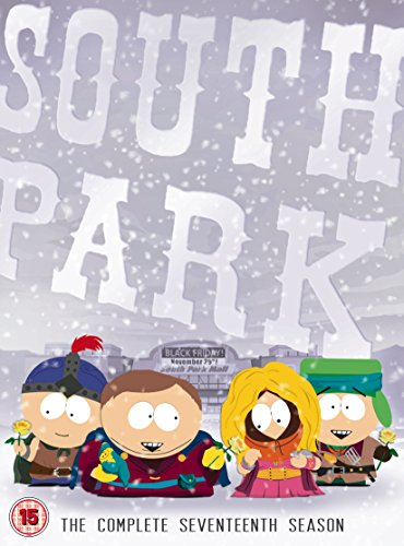 South Park: Season 17 [DVD]
