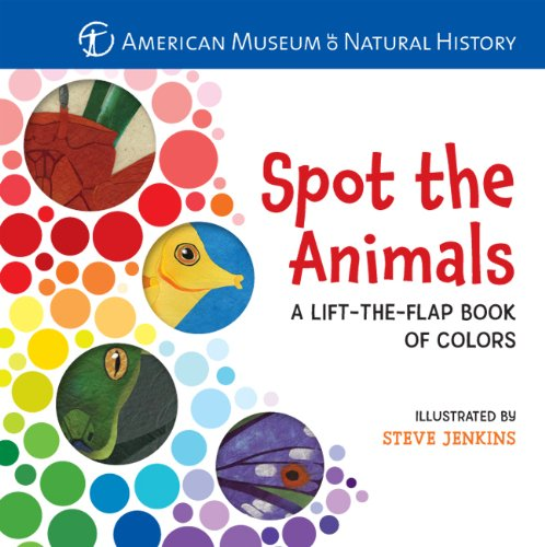 Spot The Animals: A Lift-The-Flap Book Of Colors front-1003286