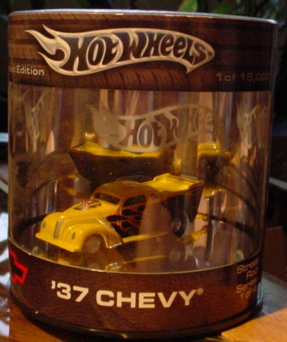 Hot Wheels '37 Chevy Street Rod Series 100% Oil Can