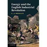 Energy and the English Industrial Revolutionby E. A. Wrigley