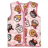 アスナロ(パジャマ・ルームウェア) スリーパー アンパンマン ベビー 毛布 ルームウェア パジャマ 子供小 ピンク