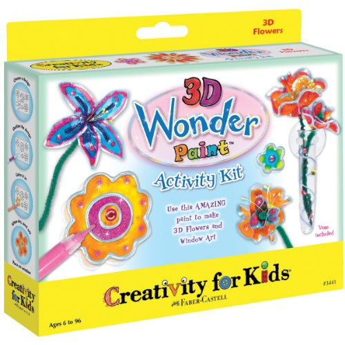 3D Flowers Kit-