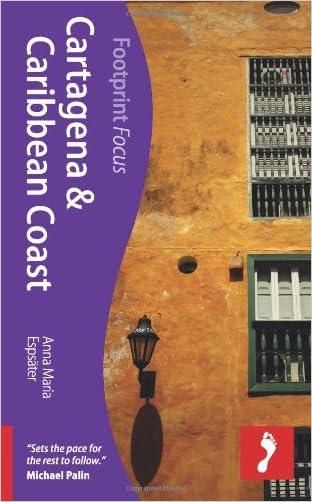 Cartagena & Caribbean Coast (Footprint Focus)