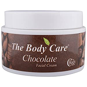 The Body Care Choclate cream