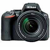 Nikon D5500 DX-format Digital SLR w