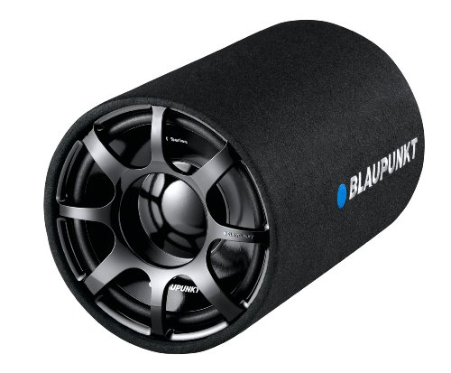 Blaupunkt Gtt 1200 De - 700 Watts Max Power 12-Inch 4 Ohm Preloaded Ported Subwoofer Tube