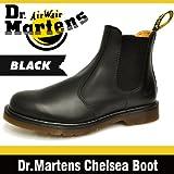 [ドクターマーチン]Dr.Martens 2976 チェルシーブーツ サイドゴア ブラック #11853001[並行輸入品] 26.0(UK7/US8)