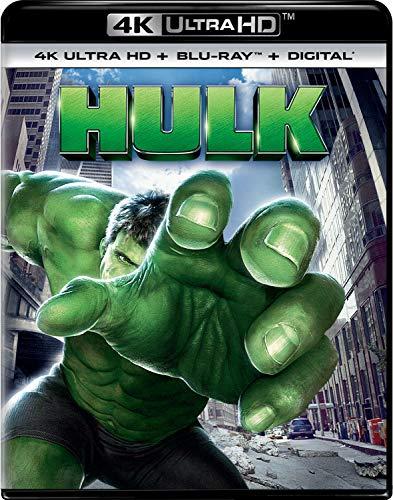4K Blu-ray : Hulk (2 Discos)