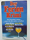 img - for Der Ferien- Krimi book / textbook / text book