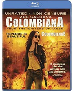 Colombiana (Bilingual) [Blu-ray]